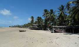 Amontada - Amontada-CE-Praia em Icaraí de Amontada-Foto:meucadernodeviagem.