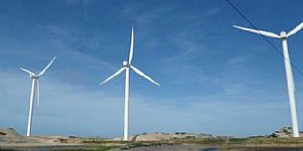 Amontada-CE-Parque eólico-Foto:meucadernodeviagem.