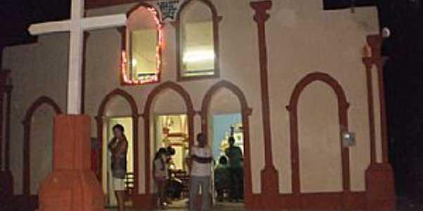 Anauá-CE-Capela do distrito-Foto:mauritiemdestaque.