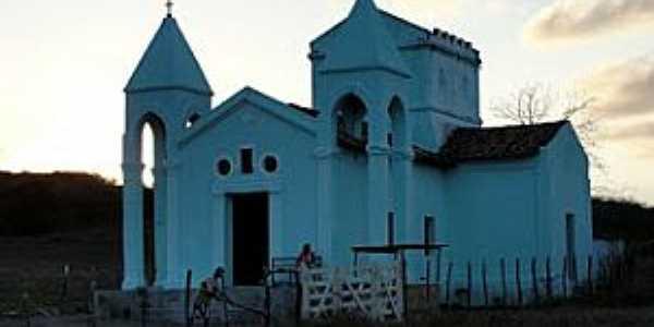 Aningás-CE-Capelinha do Engenho Cruzeiro-Foto:gibson