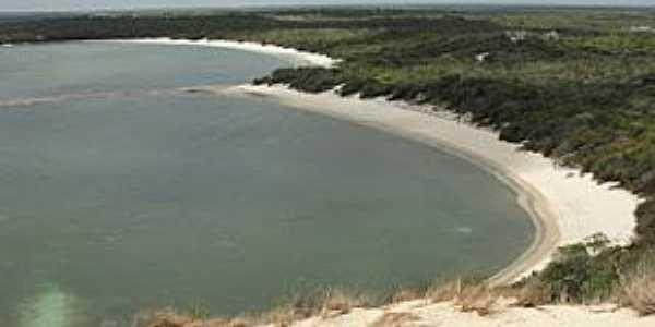 Aningás-CE-Lagoa do Coração-Foto:gibson