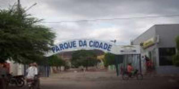 PARQUE DA CIDADE, Por GLÓRIA ARRAES