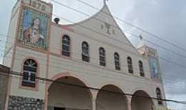 Maribondo - Igreja do Perp�tuo Socorro em Maribondo-Foto:Sergio Falcetti