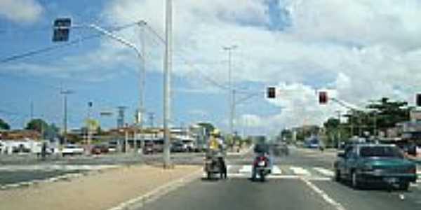 Avenida em Antônio Bezerra-Foto:fwspineu