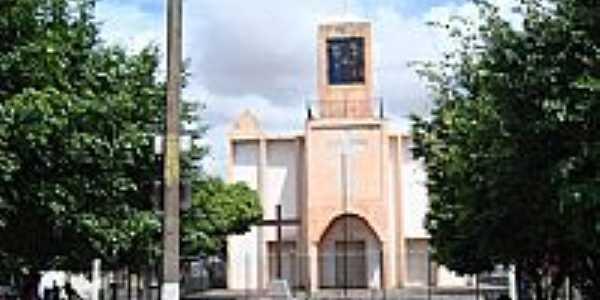 Igreja em Antônio Bezerra-Foto:Zemakila