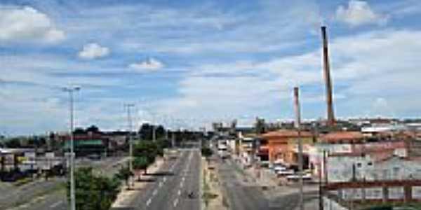 Vista da Mr.Hull em Antônio Bezerra-Foto:Zemakila