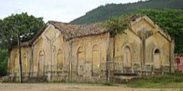 Antonio Diogo-CE-Antiga Estação Ferroviária-Foto: Fátima Garcia