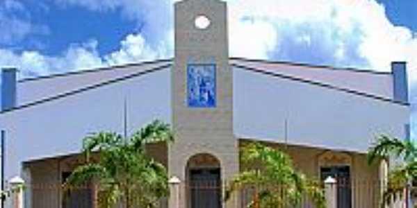 Antonio Diogo-CE-Nova Paróquia de N.Sra.de Lourdes-Foto: Paroquia de Lourdes