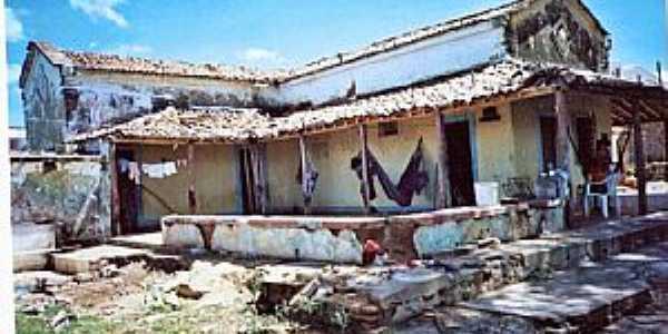 Aprazível-CE-Primeira casa da cidade-Foto:detetivehistoriador