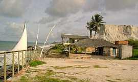 Aracati - Praia de Quixaba - Aracati -  por Verônica Silva
