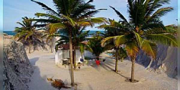 Praia de Quixaba - , por nimra mhad