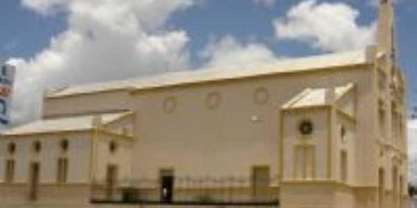 Igreja matriz, Por Francisco Eudes