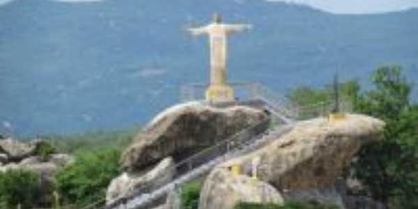 Vista do santuário, Por Josimar Rodrigues
