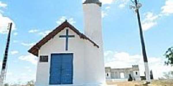 Capela no Morro da Massaranduba-AL-Foto:alagoas24horas.