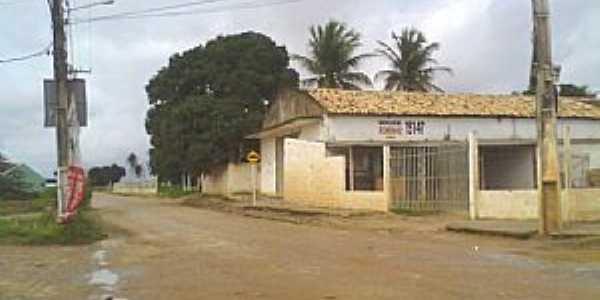 Massaranduba-AL-Rua do Bairro Bom Sucesso-Foto:james.patrik