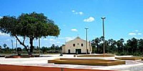 Igreja de N.S.do Perpétuo Socorro-Foto:Ivo Dias