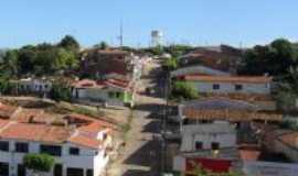Aracoiaba - Aracoiaba-Ce,vista do alto da Delegacia, Por carlos blemar silveira