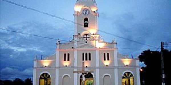 Imagens da cidade de Aracoiaba - CE