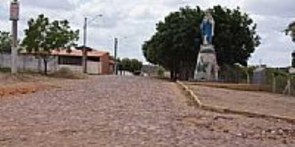 Imagem de N.Sra.na  cidade de Aracoiaba-CE-Foto:andre pimentel