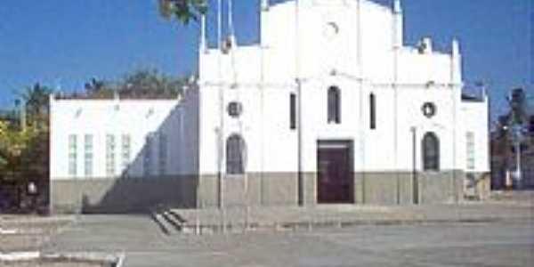 Igreja Matriz-Foto: Elton Regis