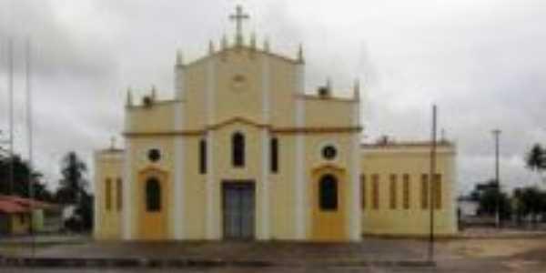 Igreja São João Batista de Aranaú, Por André Filipe