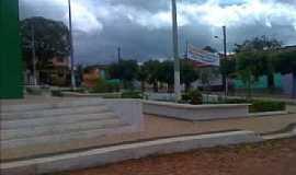 Arapá - Arapá-CE-Praça central-Foto:leandro3425