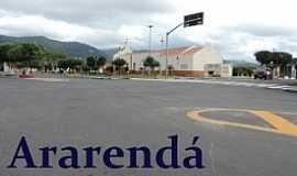 Ararendá - Ararendá-CE-Centro da cidade-Foto:OesteCE em foco
