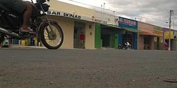 Ararendá-CE-Comércio da cidade-Foto:tvararenda.blogspot.com