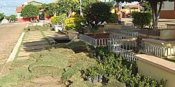 Ararendá-CE-Urbanismo na cidade-Foto:blogluisaugusto.com.br