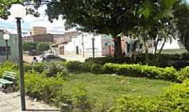 Araripe - Praça em Araripe-CE-Foto:william.alencar