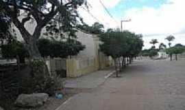 Araripe - Rua principal de Araripe-CE-Foto:william.alencar
