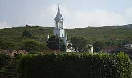 Mata Grande - Mata Grande-AL-Igreja Matriz-Foto:MMAlencar