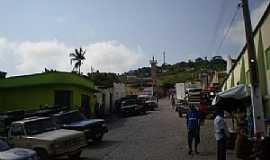 Mata Grande - Mata Grande-AL-Rua central-Foto:MMAlencar