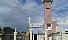 Mata Grande - Santuário de Santa Terezinhaem Mata Grande-Foto:Sergio Falcetti