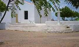 Arariús - Arariús-CE-Praça e Igreja de N.Sra.da Conceição-Foto:Facebook
