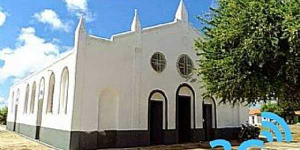 Arariús-CE-Igreja de N.Sra.da Conceição-Foto:Marquinhos