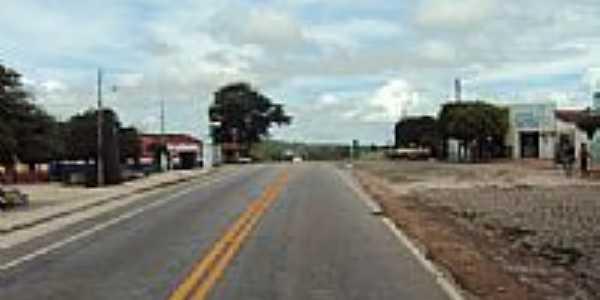 Rodovia em Aratama-Foto:rudge mota