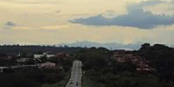 Vista do Distrito de Aratama-Foto:rudge mota