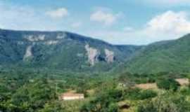 Araticum - Paisagem característica de Araticum, das encostas da Ibiapaba, Por Fábio Aguiar