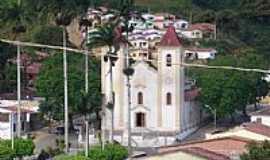 Aratuba - Igreja Matriz de S�o Francisco de Paula em Aratuba, antiga Vila de Coit�-CE-Foto:juliolimo