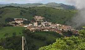 Aratuba - Vista a�rea de Aratuba, antiga Vila de Coit�-CE-Foto:Gestar Aratuba
