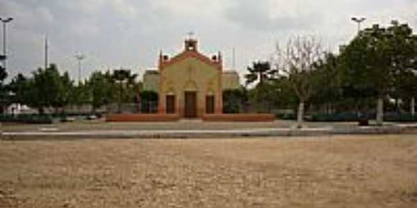 Igreja de N.Sra.do Perpétuo Socorro em Areial-CE-Foto:john herbert
