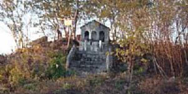 Capelinha da Fazenda Haras Sol Nascente-Foto:JOSÉ FERREIRA