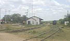 Arrojado - Estação Ferroviária-Foto:Chiquinho Iguatu ce