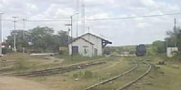Estação Ferroviária-Foto:Chiquinho Iguatu ce