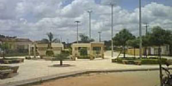 Vista da Praça-Foto:Chiquinho Iguatu ce