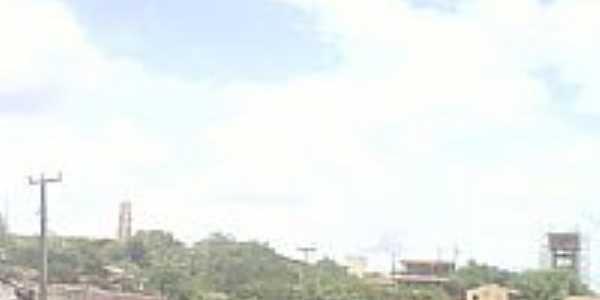Vista da Vila-Foto:Chiquinho Iguatu ce
