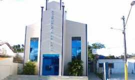Matriz de Camaragibe - Igreja da Assembl�ia de Deus em Matriz de Camaragibe-Foto:ivanaldo ( babo)