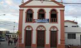 Matriz de Camaragibe - Igreja de S�o Benedito em Matriz de Camaragibe-Foto:Sergio Falcetti