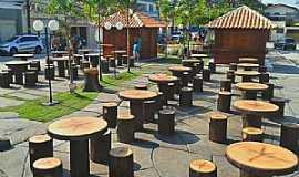 Matriz de Camaragibe - Matriz de Camaragibe-AL-Praça Bom Jesus-Foto:ivanaldo ( babo)